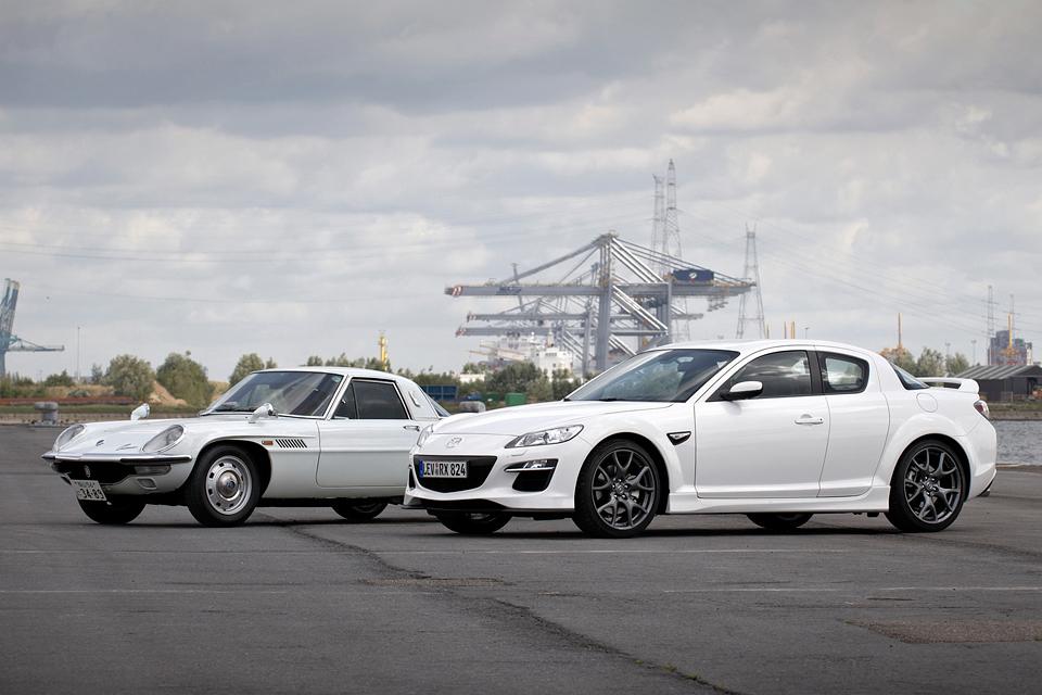 История роторных моторов Mazda. Фото 10