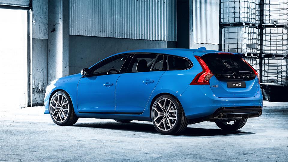 Polestar сделает мощную «четверку» для «горячих» Volvo
