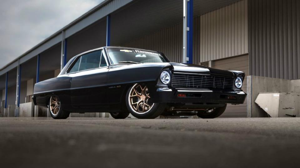 Компания Chevrolet оснастила модель 1967 года новым турбомотором