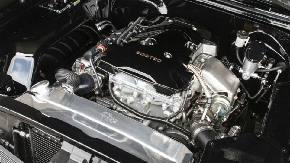 Купе Chevrolet Nova укомплектовали «четверкой» от спорткара Camaro