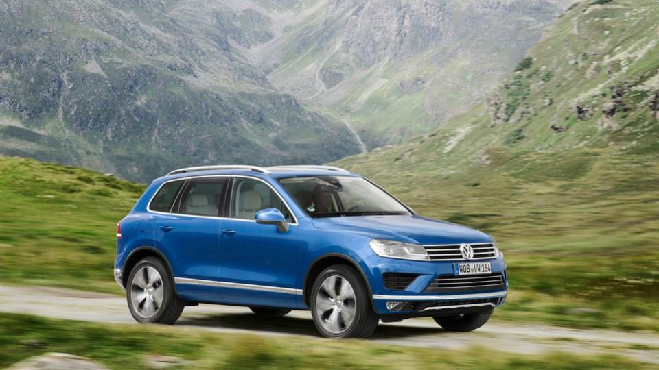 Американцы нашли «обманную» программу еще в одном дизеле VW