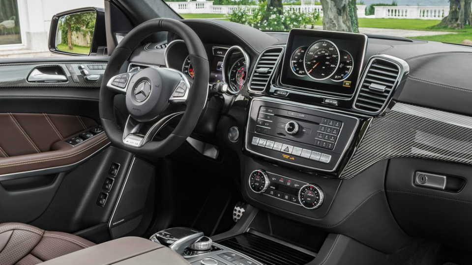 Внедорожник Mercedes-Benz GLS получил более мощные моторы . Фото 2
