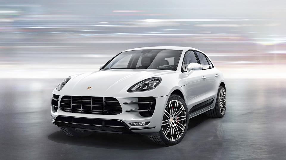Кроссовер Porsche Macan обновился