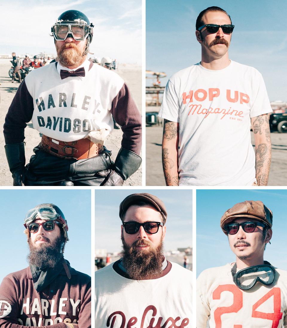 Борода, тату и хот-роды на пляже — выходные настоящих джентльменов. Фото 5