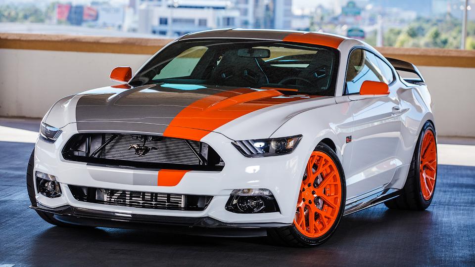 На тюнинг-выставке SEMA выбрали «самые крутые» автомобили