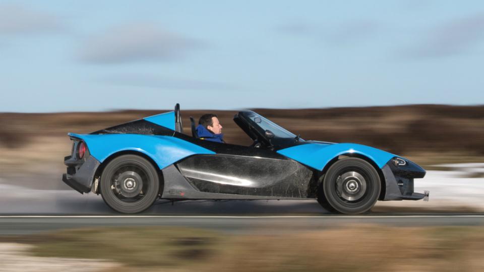 Британская компания Zenos выпустит 350-сильный спорткар