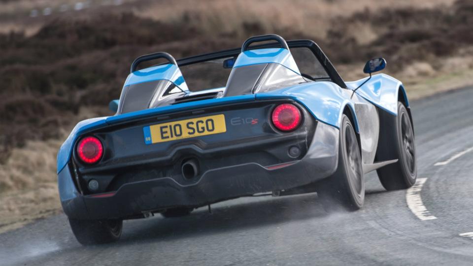 Самый мощный Zenos Е10  оснастят мотором хот-хэтча Ford Focus RS. Фото 1