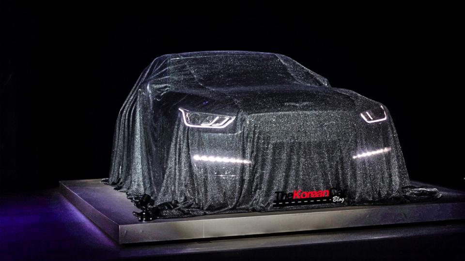 Новый Hyundai Equus дебютирует под суббрендом Genesis