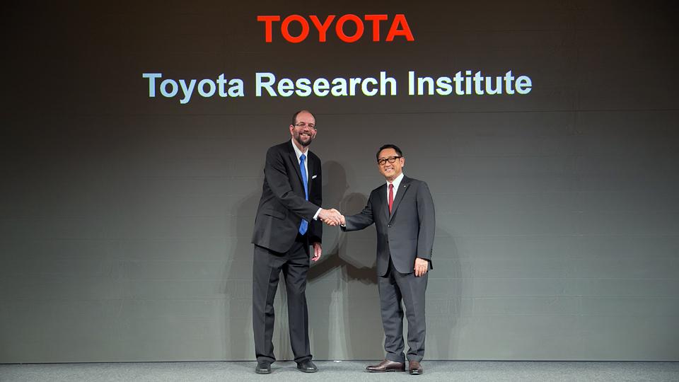 Toyota потратит миллиард долларов на создание искусственного интеллекта