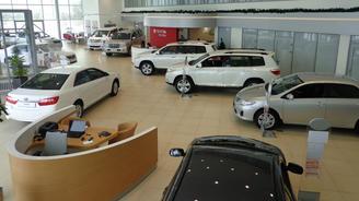 В октябре российский автомобильный рынок упал на 38,5 процентов