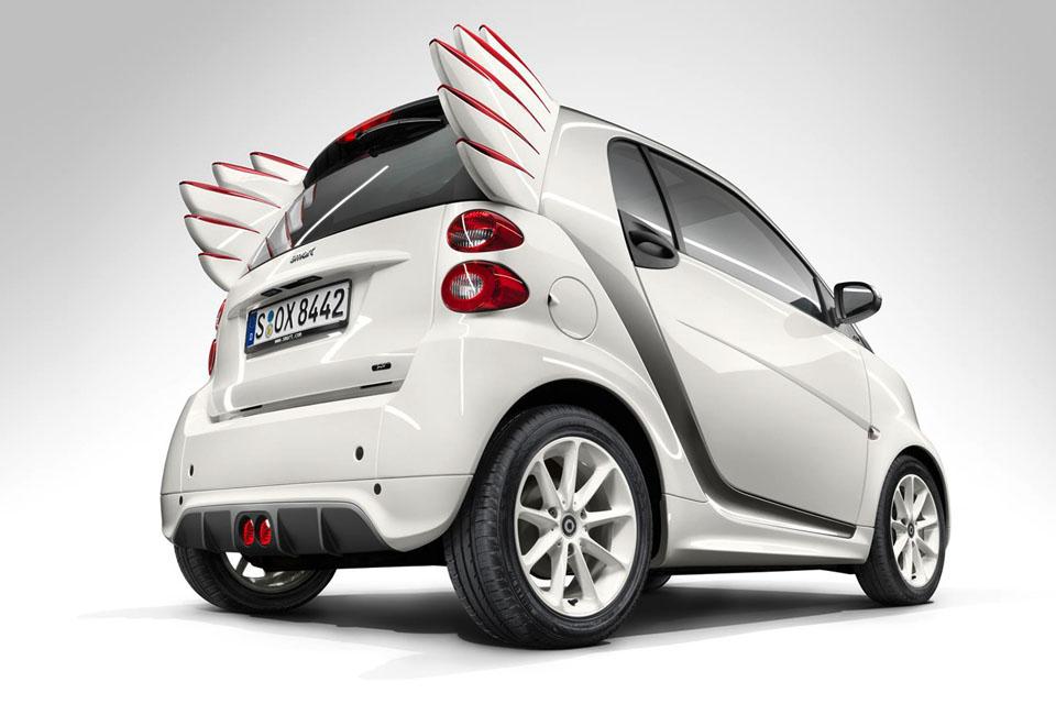 Как автомобильные бренды сотрудничают с неавтомобильными. Фото 12