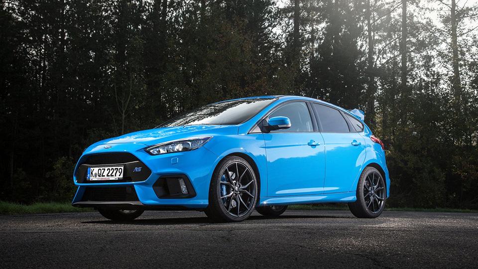 Ford Focus RS станет легче и быстрее
