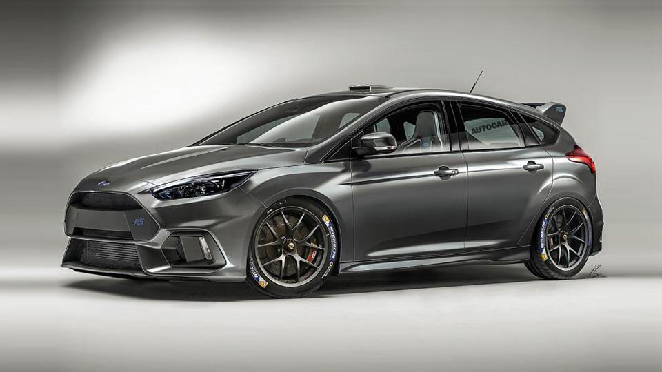 В Ford задумались о новой версии своего быстрейшего хот-хэтча