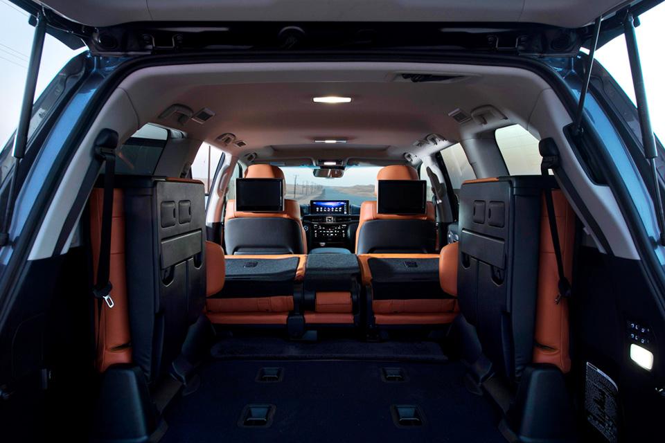 Каким получился обновленный Lexus LX. Фото 2