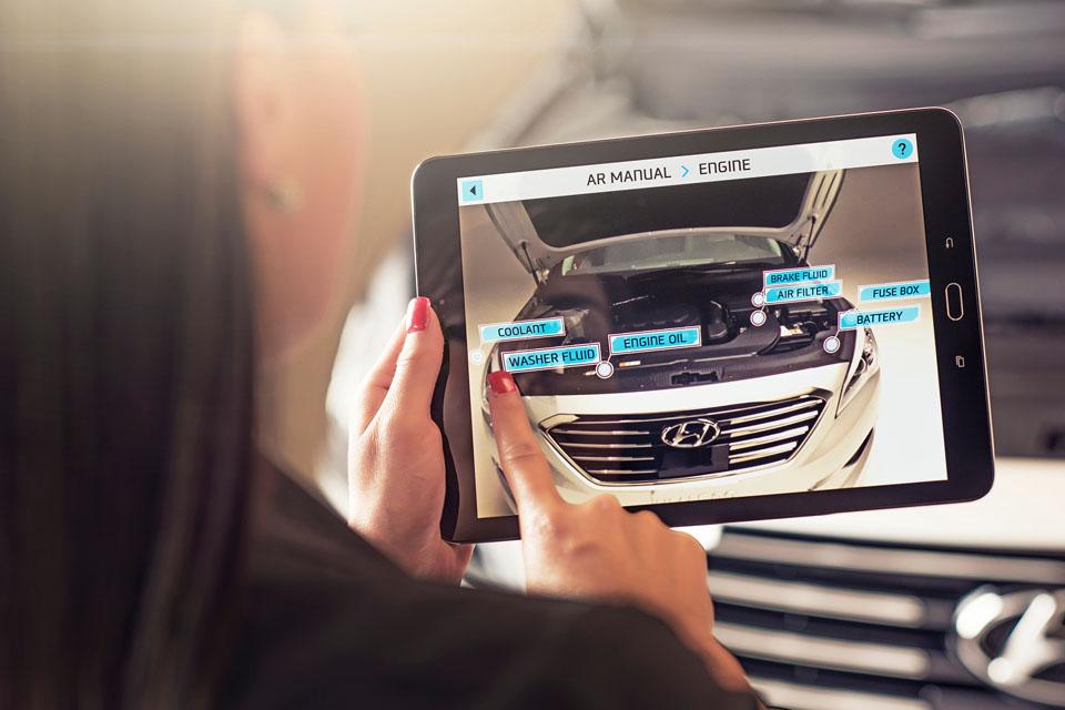 Как автопроизводители смешивают реальное с виртуальным. Фото 2