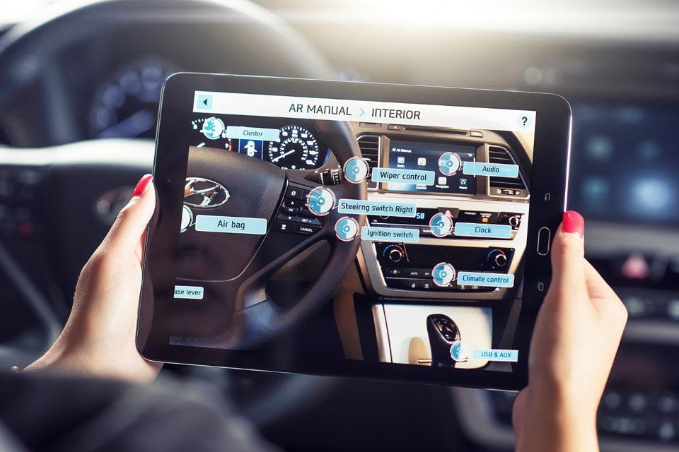 Как автопроизводители смешивают реальное с виртуальным. Фото 1