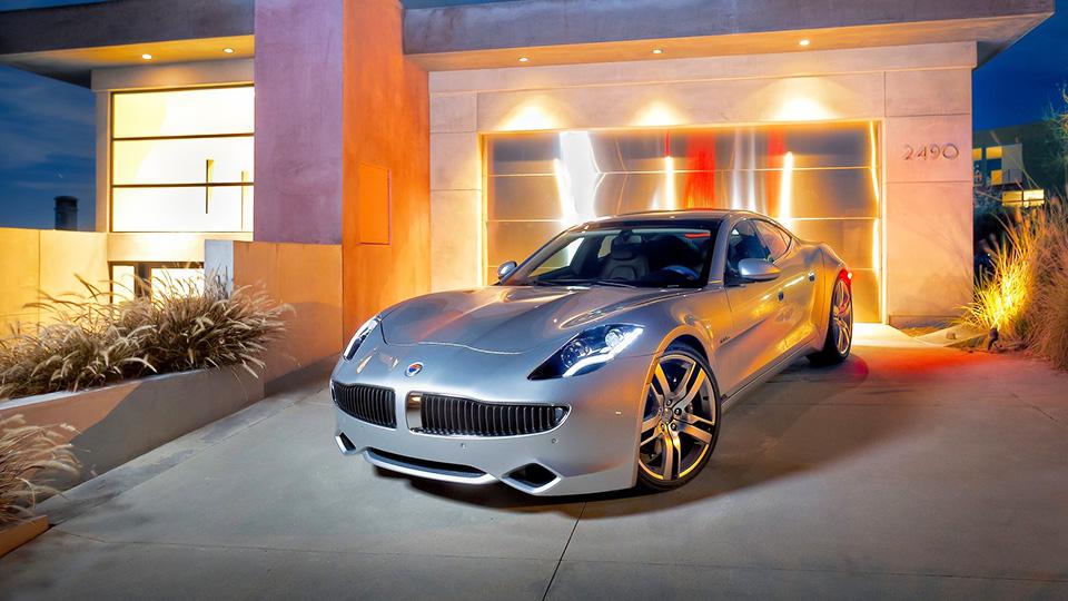 Новые модели Karma получат агрегаты BMW