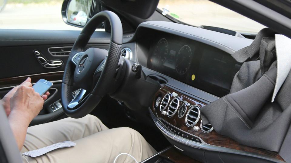 Рестайлинговый Mercedes-Benz S-Class появится в 2017 году. Фото 1