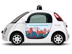 Полицейский в США не признал в машине Google особую серию электромобилей