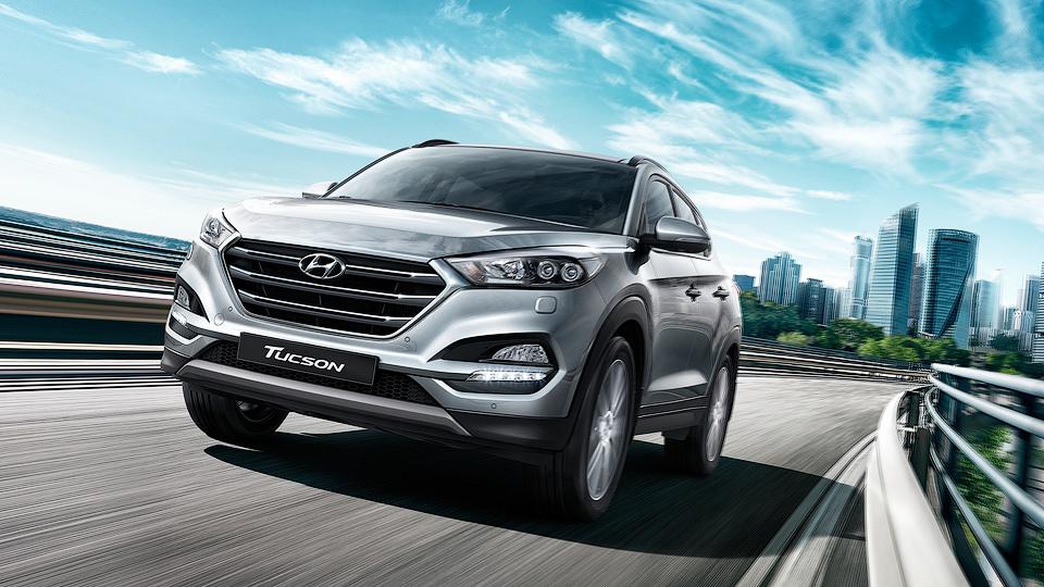 Компания Hyundai рассказала подробности о российском Tucson