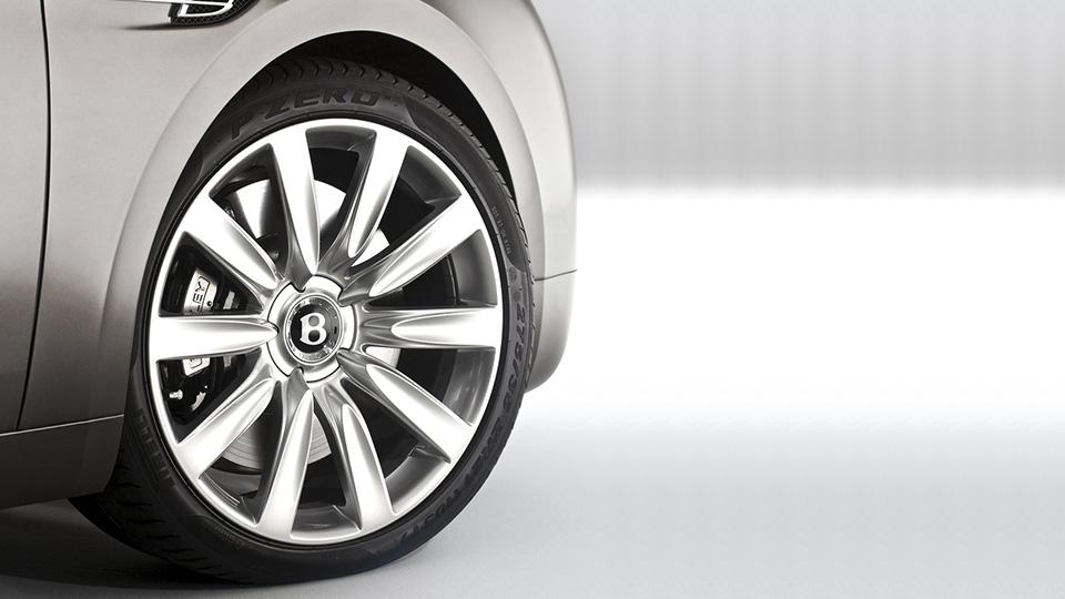 У Bentley появятся две новые модели