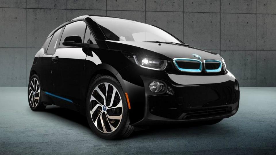 BMW предложит американцам «теневой» электрокар i3
