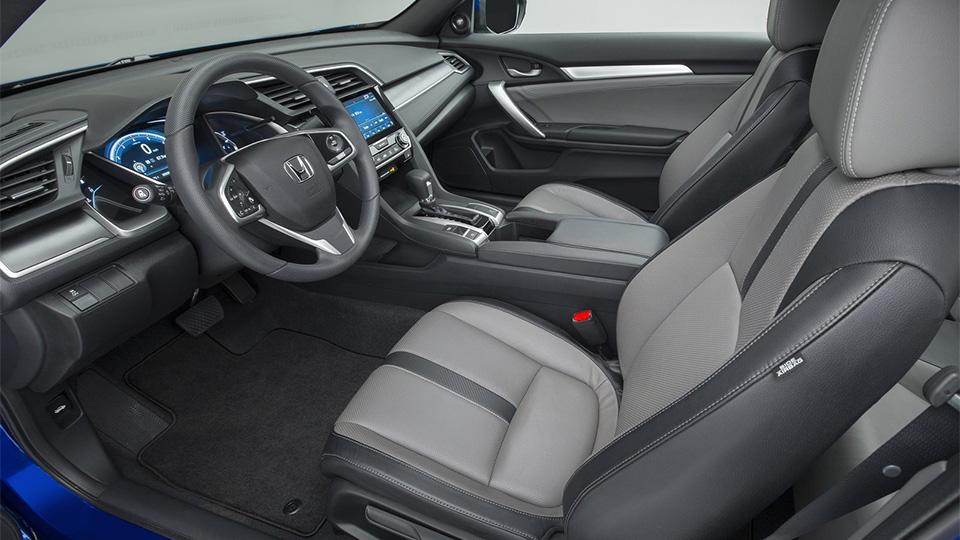 Компания Honda представила двухдверный «Сивик» нового поколения. Фото 3
