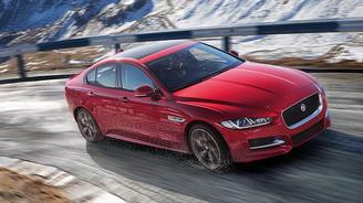 Jaguar XE получил полный привод - Jaguar