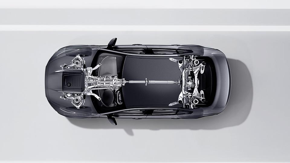 В Лос-Анджелесе Jaguar XE получил новую модификацию