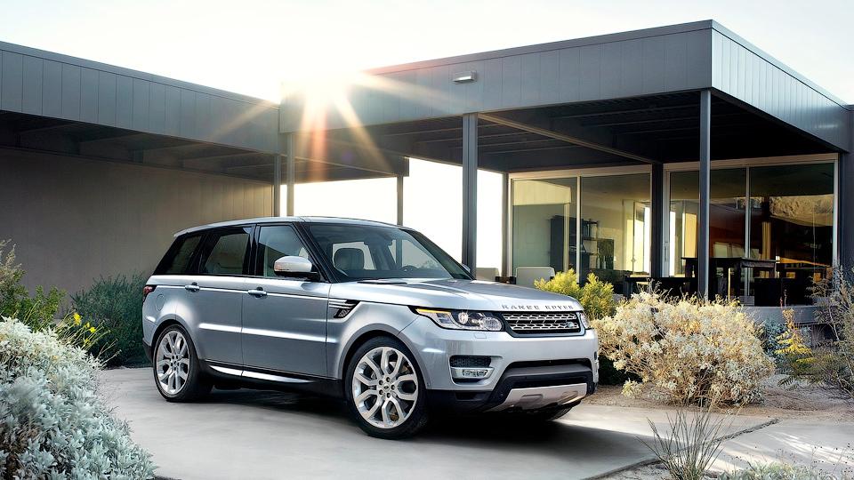 В России отзовут внедорожники Range Rover