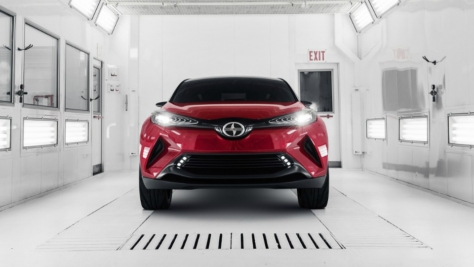 Товарный кроссовер американского бренда «Тойоты» появится в 2017 году. Фото 2