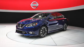 Nissan обновил Sentra - Nissan