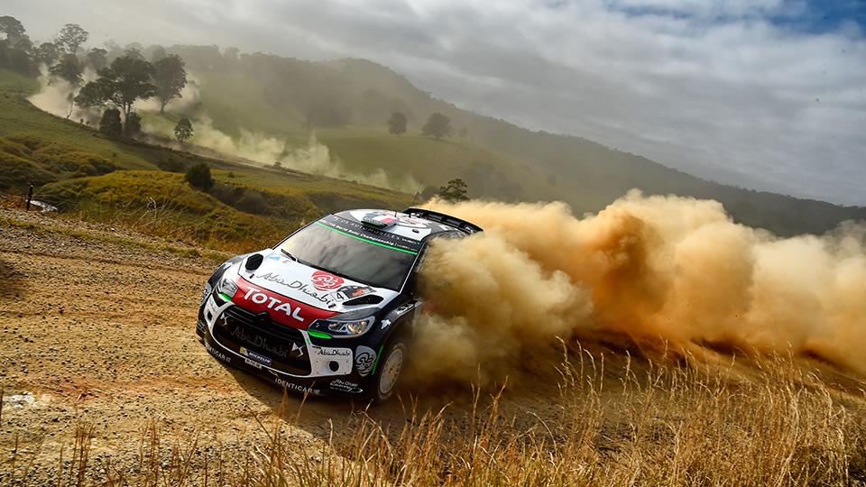 Citroen пропустит сезон WRC ради подготовки новой машины