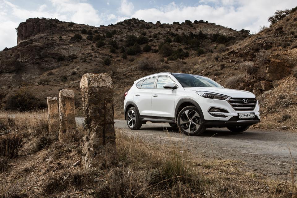 Каким получился кроссовер Hyundai Tucson нового поколения