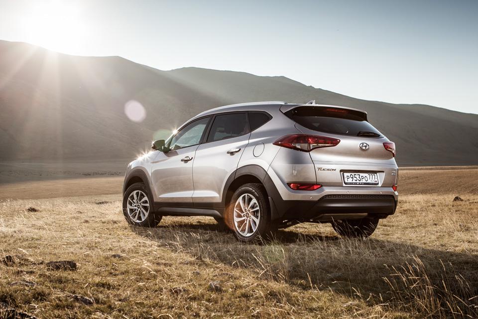 Каким получился кроссовер Hyundai Tucson нового поколения. Фото 1