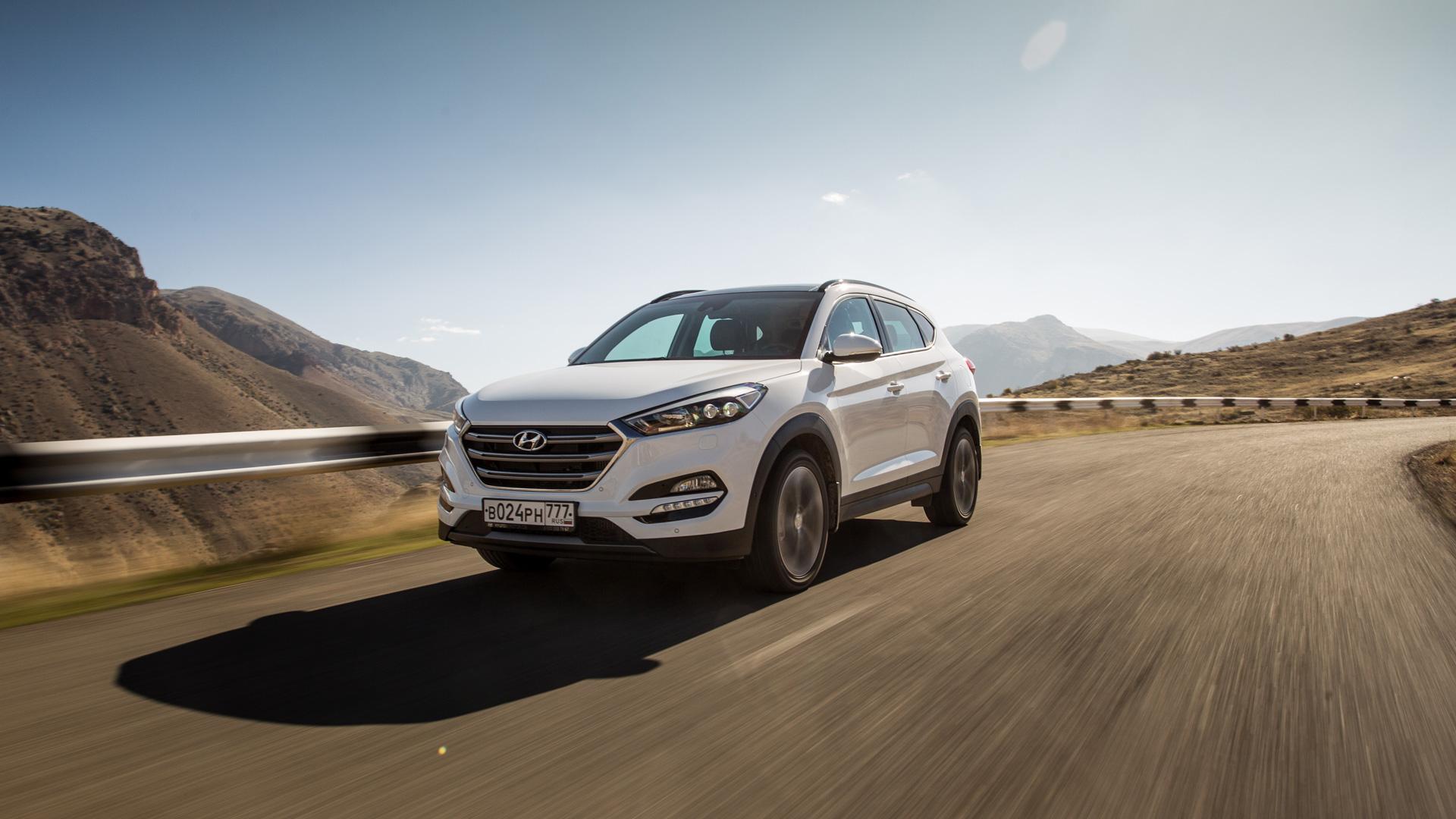 Каким получился кроссовер Hyundai Tucson нового поколения. Фото 3