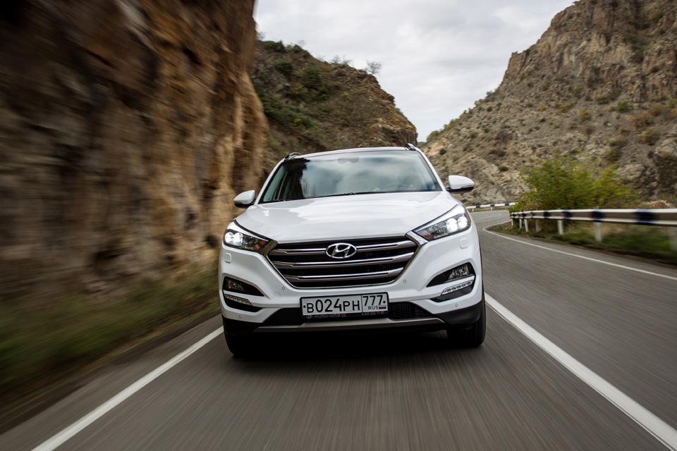 Каким получился кроссовер Hyundai Tucson нового поколения. Фото 4