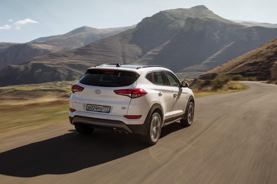 Каким получился кроссовер Hyundai Tucson нового поколения. Фото 6