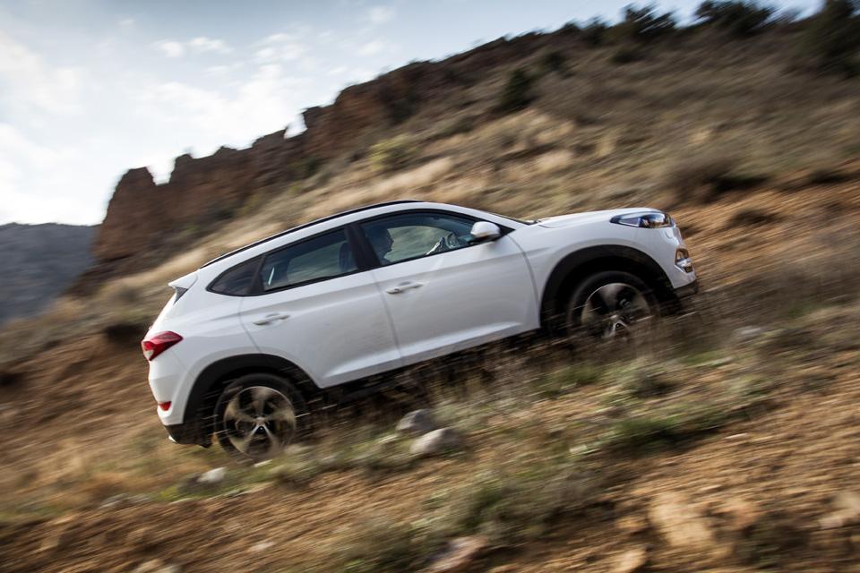 Каким получился кроссовер Hyundai Tucson нового поколения. Фото 5