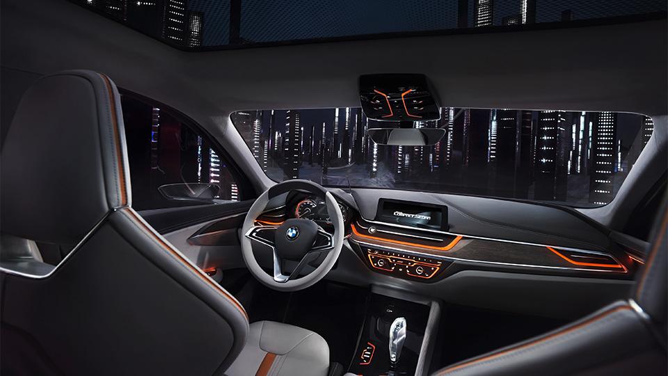����� ����������� �������� Concept Compact Sedan. ���� 2