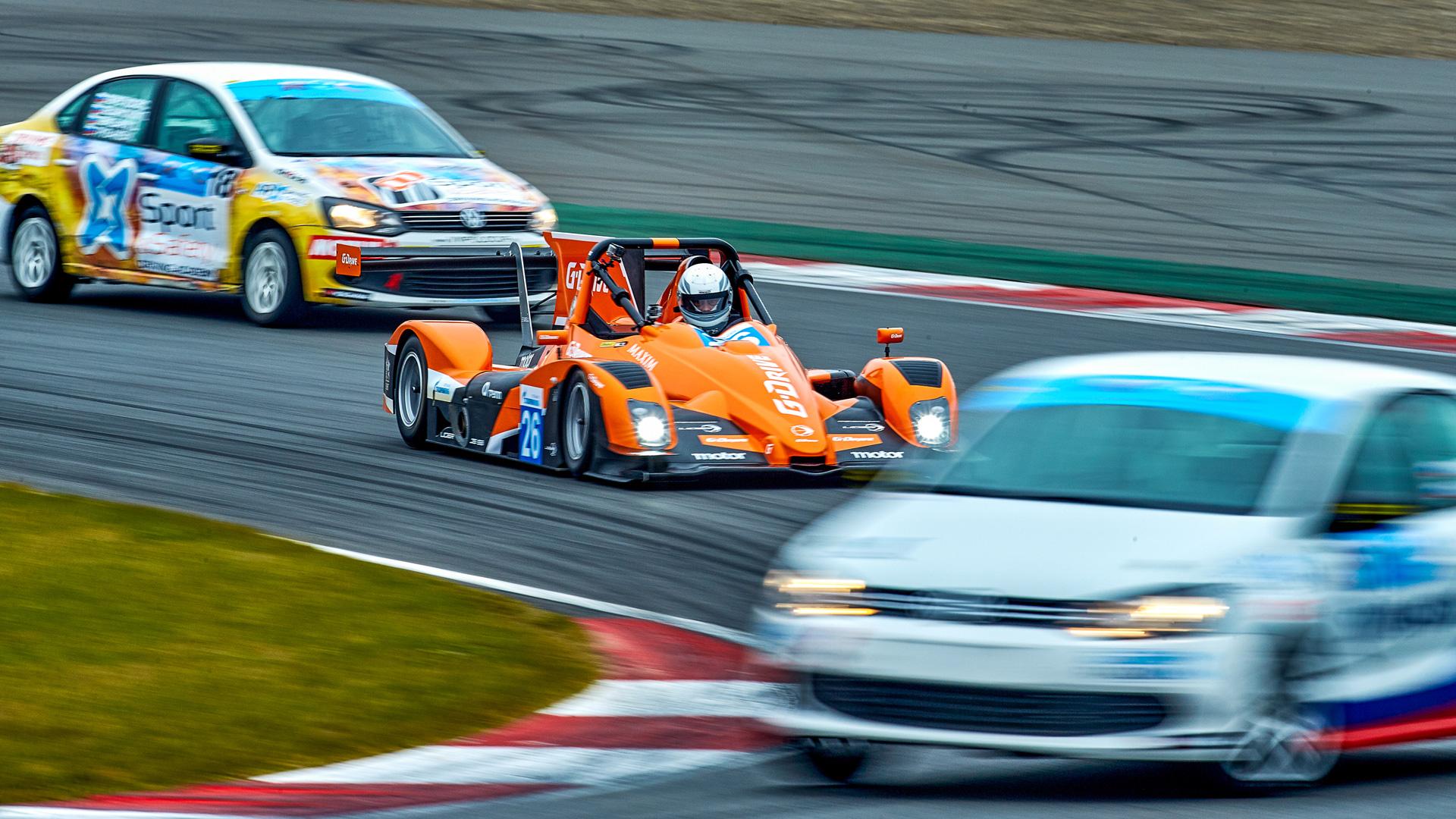«Мотор» проехал гонку на выносливость на самой быстрой машине. Фото 10