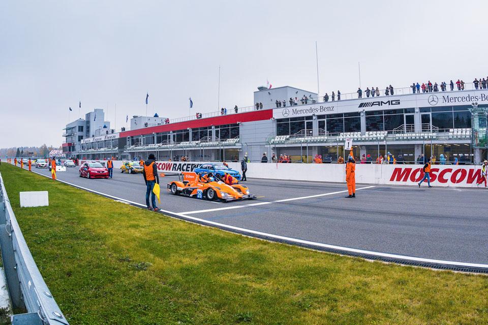 «Мотор» проехал гонку на выносливость на самой быстрой машине. Фото 4