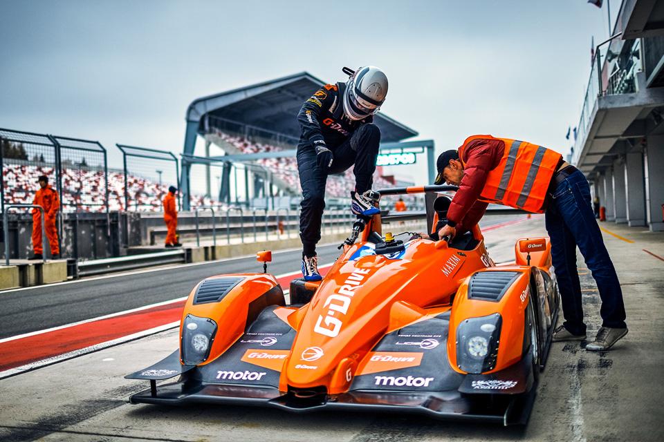 «Мотор» проехал гонку на выносливость на самой быстрой машине. Фото 13