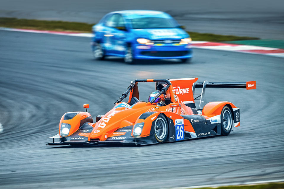 «Мотор» проехал гонку на выносливость на самой быстрой машине. Фото 11