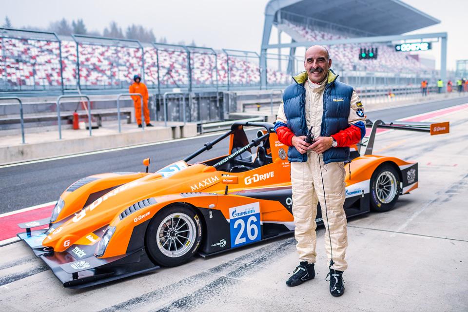 «Мотор» проехал гонку на выносливость на самой быстрой машине. Фото 5