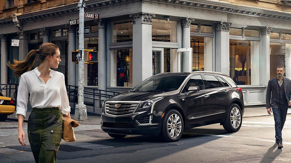 Глава Cadillac назвал дату дебюта нового кроссовера