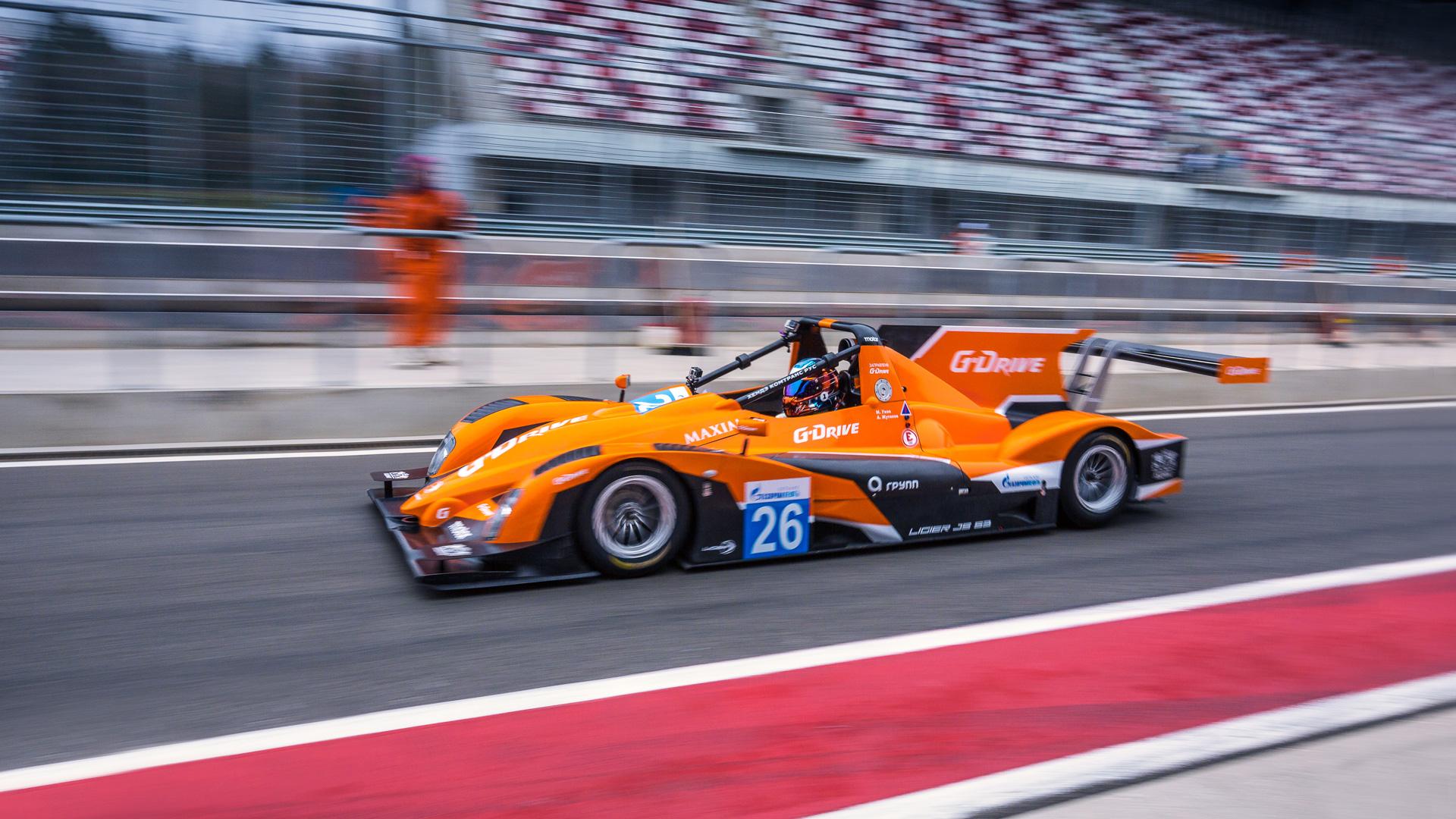 «Мотор» проехал гонку на выносливость на самой быстрой машине. Фото 3