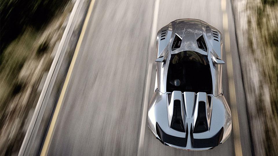 Компания Rezvani представила 700-сильную модель Beast X