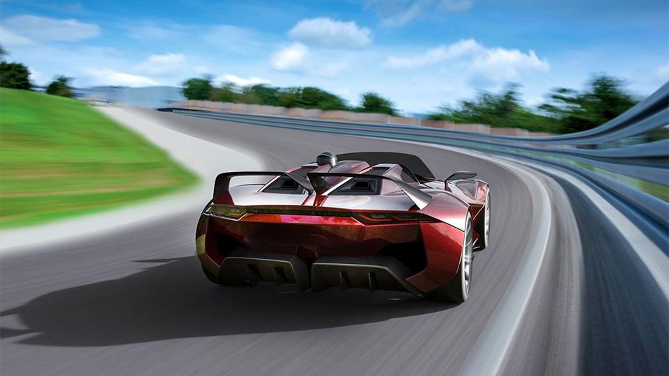Компания Rezvani представила 700-сильную модель Beast X. Фото 1