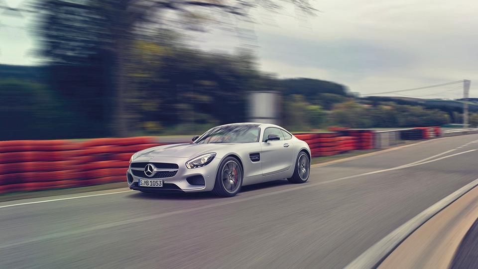 СМИ узнали название новой модификации суперкара Mercedes-Benz